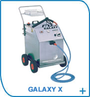 Galaxy X Steam Cleaning Machine