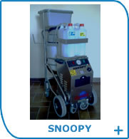 Snoopy Steam Cleaning Machine